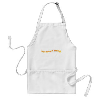 Hope Springs A Kernel Adult Apron