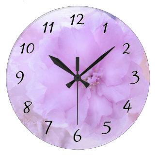 Hope Springs Eternal Large Clock