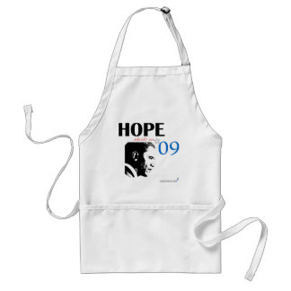 Hope Starts In 2009 Adult Apron
