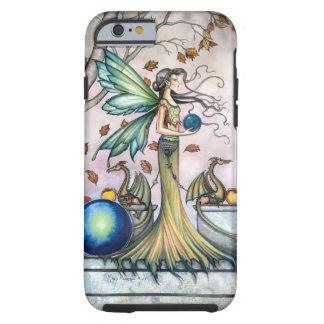Hope Stones Autumn Fairy Dragon Fantasy Art Tough iPhone 6 Case