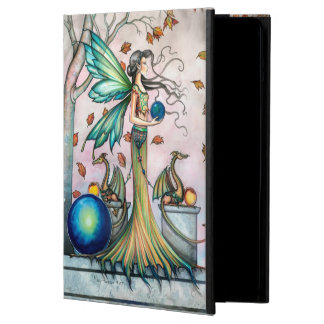 Hope Stones Fairy and Dragon Fantasy Art iPad Air Covers