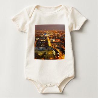 hope Street, Liverpool UK Baby Bodysuit