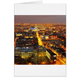 hope Street, Liverpool UK Card
