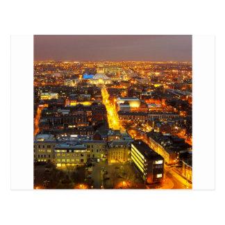 hope Street, Liverpool UK Postcard