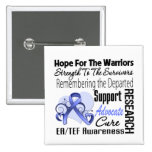 Hope Strength Remember Esophageal Atresia Pins