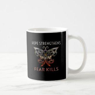 Hope Strengthens 11 oz Mug
