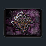 "Hope Strengthens/Fear Kills Magnet<br><div class=""desc"">Prior incarnation</div>"