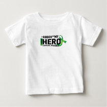 Hope Strong Lymphoma Awareness Support Gift Baby T-Shirt