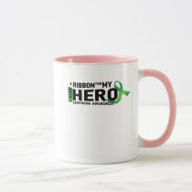 Hope Strong Lymphoma Awareness Support Gift Mug