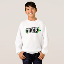 Hope Strong Lymphoma Awareness Support Gift Sweatshirt