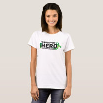 Hope Strong Lymphoma Awareness Support Gift T-Shirt