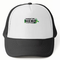 Hope Strong Lymphoma Awareness Support Gift Trucker Hat