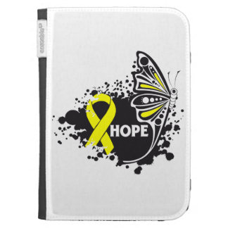 Hope Suicide Prevention Butterfly Case For Kindle