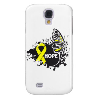 Hope Suicide Prevention Butterfly Galaxy S4 Cover