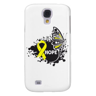 Hope Suicide Prevention Butterfly Galaxy S4 Cases