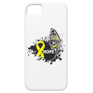 Hope Suicide Prevention Butterfly iPhone 5 Cover