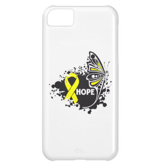 Hope Suicide Prevention Butterfly Cover For iPhone 5C
