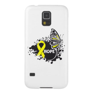 Hope Suicide Prevention Butterfly Case For Galaxy S5