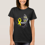 Hope Suicide Prevention Butterfly T-Shirt