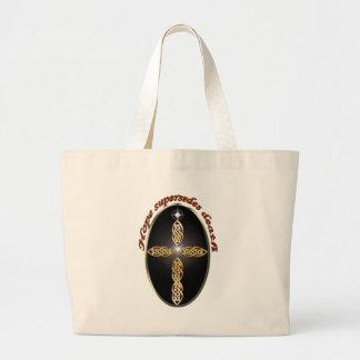 Hope Supersedes Death t shirts Canvas Bag