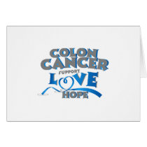 Hope Support Colon Cancer Awareness Gift Card