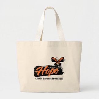 Hope Tattoo Butterfly Kidney Cancer Bag