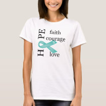 Hope (Teal) T-Shirt