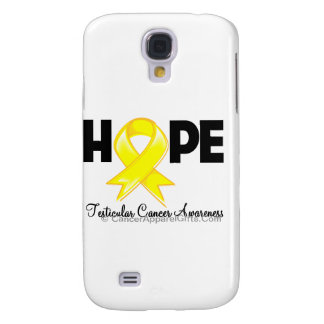 Hope Testicular Cancer Awareness Galaxy S4 Cover
