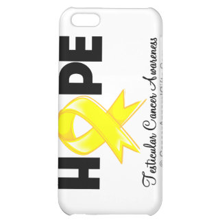 Hope Testicular Cancer Awareness Cover For iPhone 5C