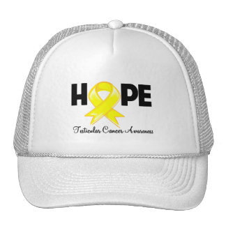 Hope Testicular Cancer Awareness Trucker Hat