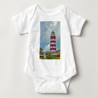 Hope Town Lighthouse Baby Bodysuit