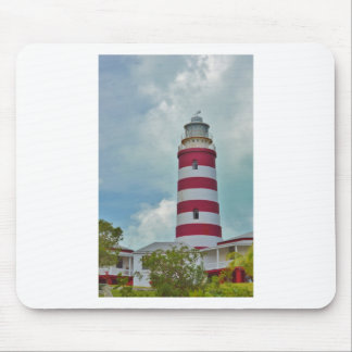 Hope Town Lighthouse Mouse Pad