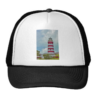 Hope Town Lighthouse Trucker Hat