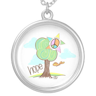 Hope Tree Necklace