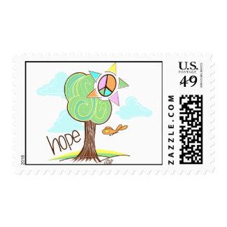 Hope Tree Postage