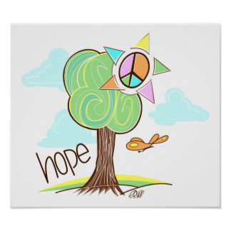 Hope Tree Poster