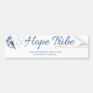 Hope Tribe - Mental Illness SupportBumper Sticker