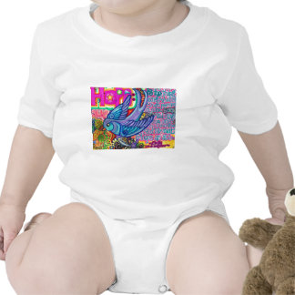 Hope. Baby Bodysuits