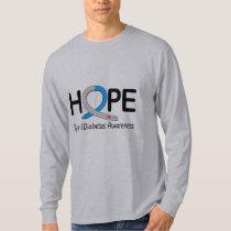 Hope Type 1 Diabetes T-Shirt