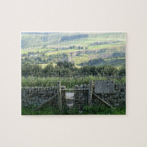 Hope Valley in the Derbyshire Dales Puzzle