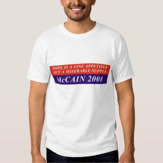 Hope Vote McCain T-Shirt