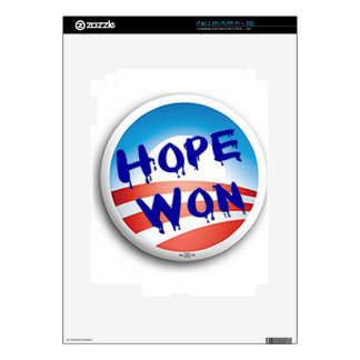 Hope Win Skins For The iPad 2