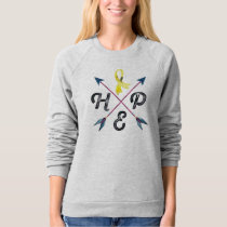 HOPE Women's American Apparel Raglan Sweatshirt