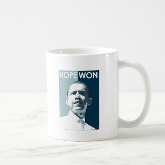 Hope Won Coffee Mug