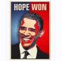 HOPE WON - Inauguration shirt