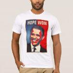 HOPE WON - Inauguration T-Shirt