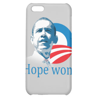 HOPE WON O LOOK -.png Cover For iPhone 5C