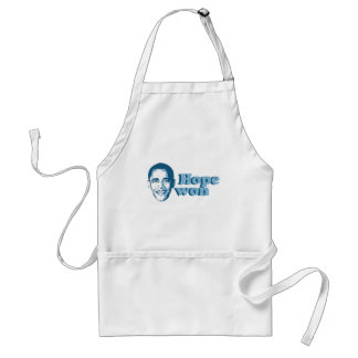 Hope Won T-shirt Aprons