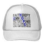 Hope Word Collage CFS Trucker Hats