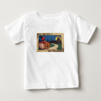 Hope You Have A Big Halloween(Vintage Halloween Ca Baby T-Shirt
